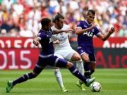 Bóng đá Ngoại hạng Anh - TRỰC TIẾP Real – Tottenham: Chiến thắng xứng đáng (KT)