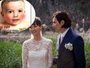 Won Bin lên chức bố sau 2 tháng làm lễ cưới