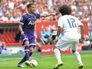 """Video bóng đá hot - SAO trẻ Tottenham """"xâu kim"""" điệu nghệ như Messi"""