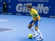 Tennis - Cha đẻ tiết lộ Federer suýt trở thành cầu thủ bóng đá
