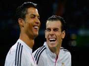 Bóng đá Tây Ban Nha - Cuộc đua Pichichi 2015/16: Bale sẽ phá rối Ronaldo