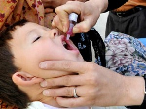 Sức khỏe đời sống - Trẻ nhiễm virus bại liệt có thể tử vong