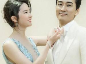 Phim - Song Seung Heon thừa nhận qua đêm ở nhà Lưu Diệc Phi