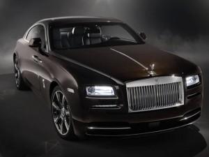 Ô tô - Xe máy - Mê mẩn trước Rolls-Royce Wraith Inspired by Music mới
