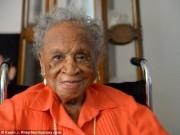 Sức khỏe đời sống - Bí quyết sống thọ lạ lùng của cụ bà 110 tuổi