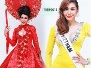 Vẻ sexy của đại diện Việt thi HH Hoàn vũ Chuyển giới