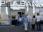 Tài chính - Bất động sản - Hệ thống ngân hàng Hy Lạp bằng 20% giá trị Uber
