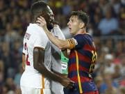 Các giải bóng đá khác - Tranh cãi: Messi đáng bị thẻ đỏ