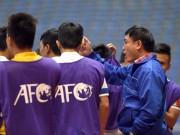 Bóng đá - Futsal Việt mơ World Cup 2020