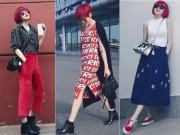 """Thời trang - Gu mặc cá tính của """"người yêu"""" Sơn Tùng MTP"""
