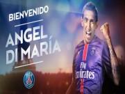 Tin chuyển nhượng - CHÍNH THỨC: PSG chiêu mộ thành công Di Maria
