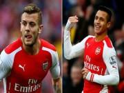 Bóng đá - Arsenal trước giờ G: Sanchez mệt mỏi, Wilshere gặp hạn