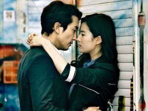 Hậu trường phim - Loạt ảnh thân mật của Lưu Diệc Phi - Song Seung Hun