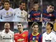 """Bóng đá Tây Ban Nha - Real """"phá két"""" giỏi nhất thế giới"""