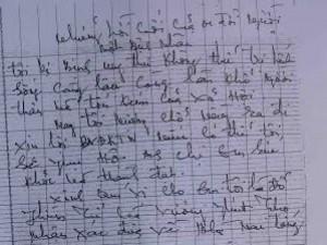 Tin tức Việt Nam - Để lại thư tuyệt mệnh, bệnh nhân ung thư nhảy lầu tự tử