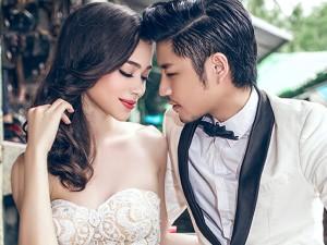 MC Thái Lan làm cô dâu của Hồ Vĩnh Anh