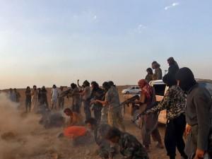 Tin tức trong ngày - IS xử bắn 300 công chức Iraq trong một ngày