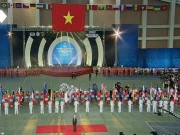 Thể thao - Đại hội Quốc tế Võ cổ truyền VN: Hào khí Thăng Long