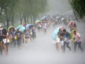 Tin tức trong ngày - Siêu bão tàn phá Trung Quốc, 8 người chết