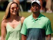 Golf - Tiger Woods nhận lời chúc đặc biệt từ bạn gái cũ