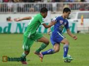 Bóng đá Việt Nam - HAGL - Cần Thơ: Nín thở ở Pleiku