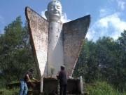 """Tin tức trong ngày - """"Bí ẩn"""" đầu tượng Phật Dốc 47 trên Quốc lộ 51"""