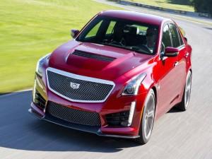 Tin tức ô tô - Cadillac CTS-V 2016: Mẫu sedan thể thao đỉnh nhất thế giới
