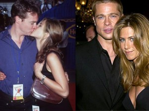 """""""Tuyển tập"""" tình cũ nổi tiếng của Jennifer Aniston"""