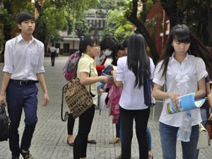 Tuyển sinh 2016 - Đại học Y, Dược Hà Nội dự kiến điểm chuẩn tăng cao