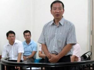 An ninh Xã hội - Tham nhũng, cựu Tổng giám đốc Intimex Hà Nội hầu tòa
