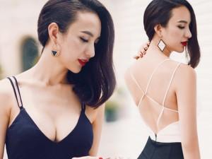 Người mẫu - Hoa hậu - Ngẩn ngơ vì vẻ gợi cảm của hoa hậu Ngọc Diễm