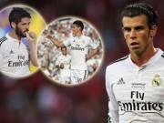 Real mệt mỏi chọn  số 10 : Bale, James hay Isco