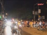 Video An ninh - Vượt xe buýt, nam thanh niên bị cán tử vong