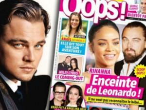 Phim - Leo kiếm đậm nhờ thắng kiện vụ tin đồn với Rihanna