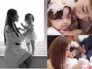 Bạn trẻ - Cuộc sống - Elly Trần lần đầu trải lòng về cảm xúc làm mẹ