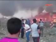 """An ninh thế giới - IS đánh bom """"kép"""", ít nhất 160 người thương vong"""