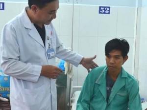Sức khỏe đời sống - Cứu sống thanh niên bị tai nạn giập gan, phổi