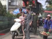 """An ninh Xã hội - Camera giấu kín: Khi lực lượng dân phòng """"vượt quyền"""""""