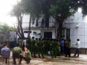 An ninh Xã hội - Bị can thảm sát Bình Phước tái hiện hành vi tàn độc