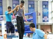 """Thể thao - Nhà vô địch võ cổ truyền đau đớn khi """"tuột"""" HCV"""