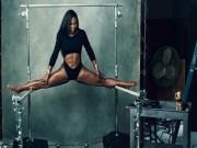 Tin bên lề thể thao - Serena Williams nóng bỏng & mạnh mẽ trên bìa tạp chí