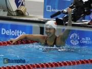 Thể thao - Ánh Viên tạo dấu ấn lịch sử cho bơi Việt Nam