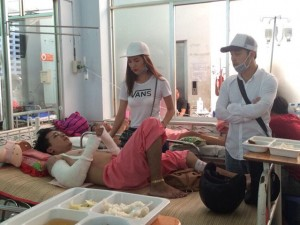 Diễn viên bị nạn trong phim của Ưng Hoàng Phúc qua đời