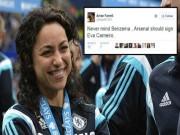 """Bóng đá - Động chạm nữ quyền, Mourinho bị cư dân mạng """"tấn công"""""""