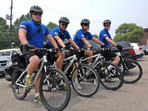 Tin tức trong ngày - Ngắm xe đạp tuần tra của cảnh sát các nước