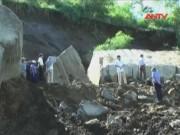 Video An ninh - Sạt lở mỏ đá ở Đắk Lắk, 4 người thương vong