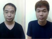 """Tệ nạn xã hội - Bắt 3 tên cướp bị truy nã đang """"đập đá"""" ở Hạ Long"""