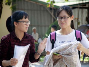 Giáo dục - du học - Bộ GD-ĐT sẽ điều chỉnh lịch thi, đề thi THPT Quốc gia