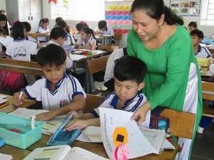 Giáo dục - du học - Đánh giá học sinh tiểu học: Giáo viên vẫn rập khuôn