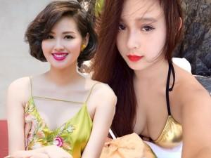 8X + 9X - Ghen tị với vẻ đẹp nõn nà của hot girl một con